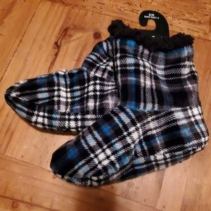 Cuddl Duds Slippers S/M